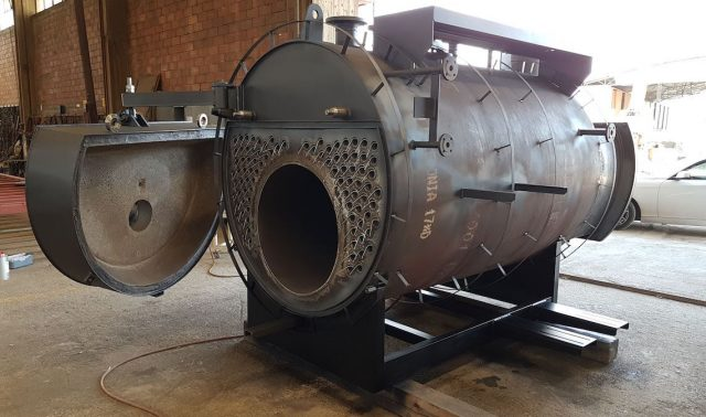 Δοχεία Πίεσης Αντιδραστήρες Λέβητες Εναλλάκτες